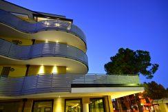 Appartamento open space a Cervia esterno