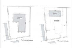 casa con terreno per nuova costruzione Cervia