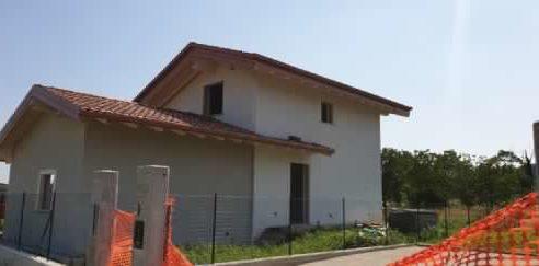 villa nuova costruzione vendita fontaneto d'agogna