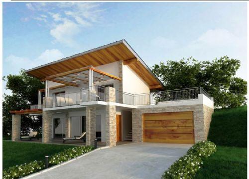 villa con giardino vendita arona