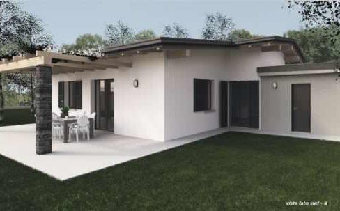villa nuova costruzione vendita paruzzaro