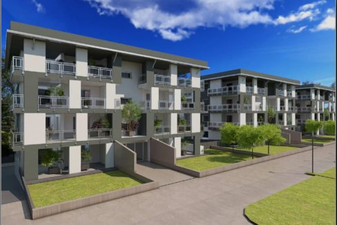 quadrilocale con terrazzo. Nuova costruzione