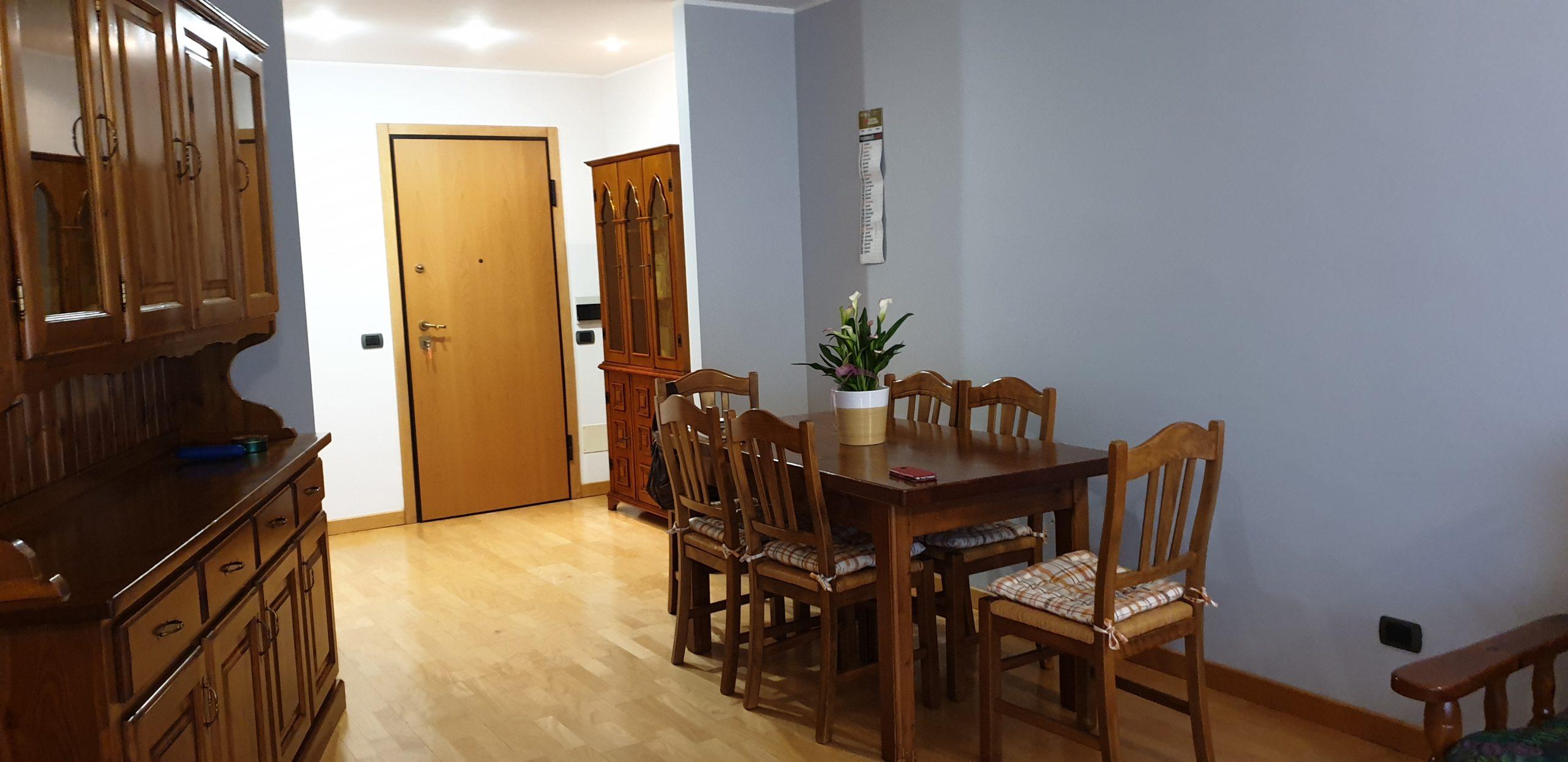 trilocale cucina abitabile ristrutturato
