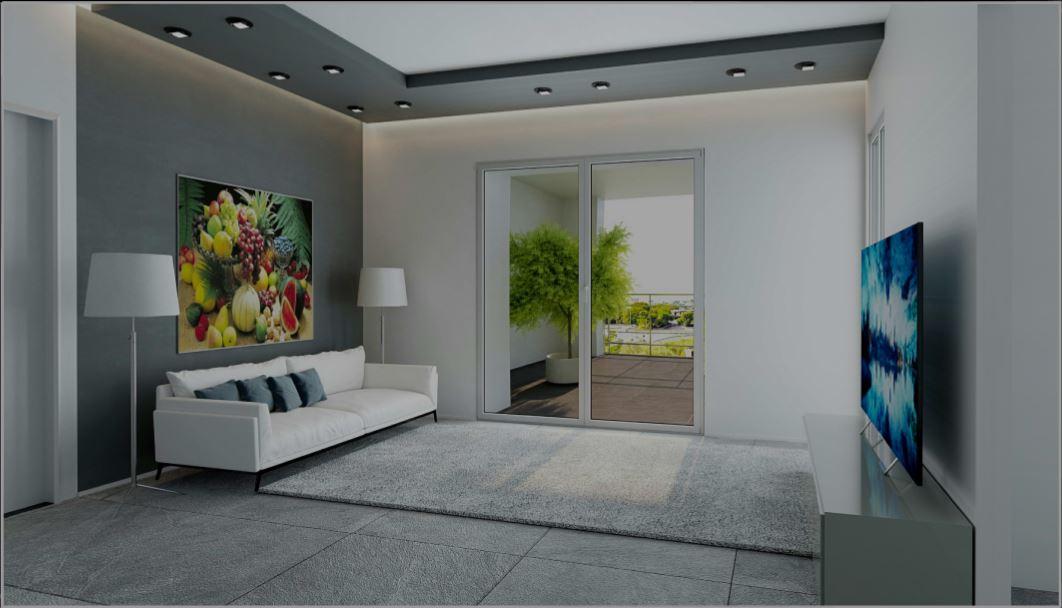 Arona- Ampio attico con terrazzo di nuova costruzione
