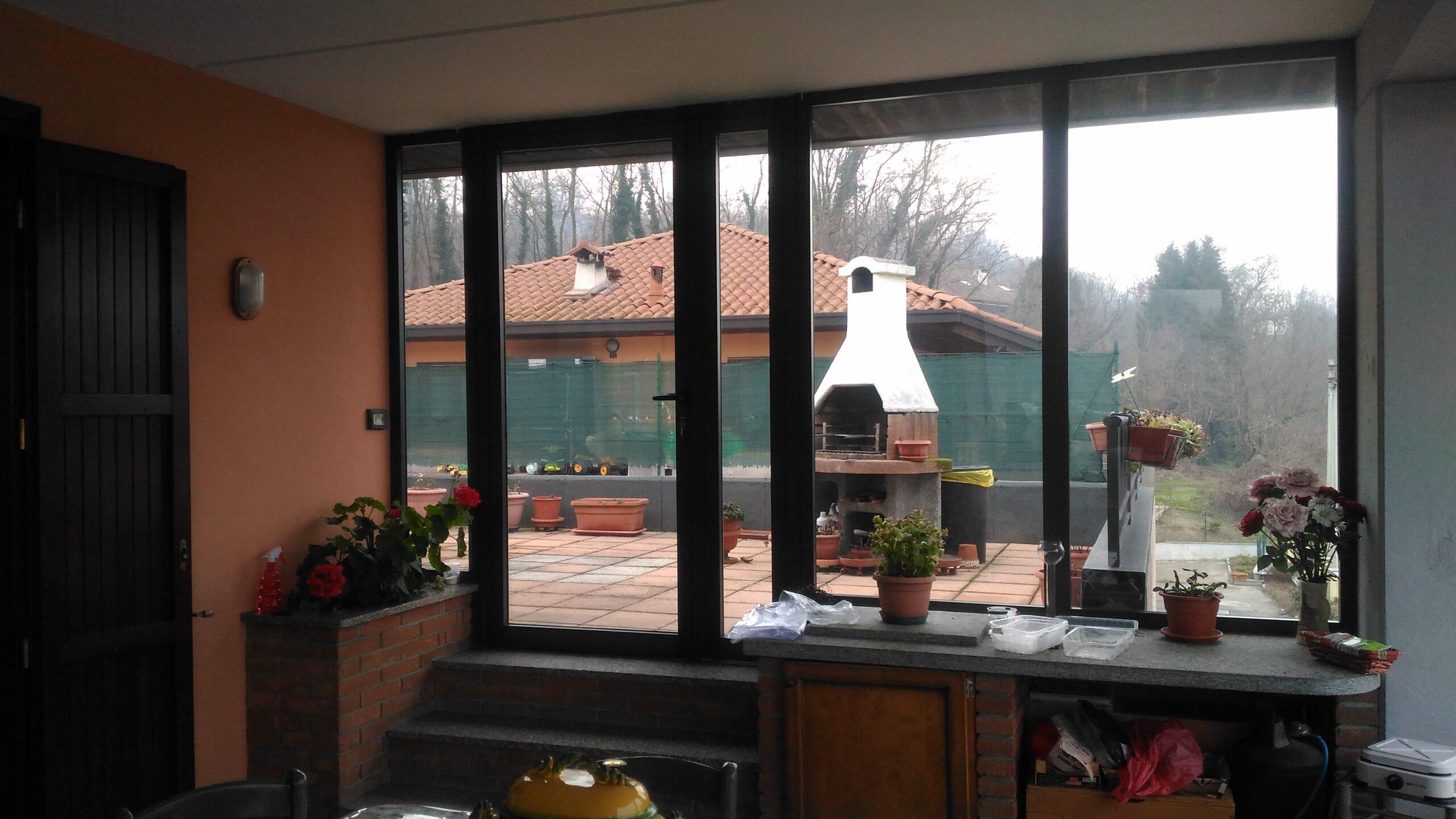 quadrilocale terrazzi box singolo ottime condizioni