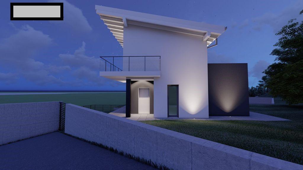 Arona villa di nuova costruzione