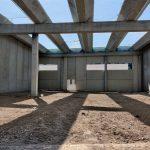 Invorio capannone di nuova costruzione