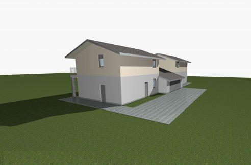 Angera bifamiliare di nuova costruzione