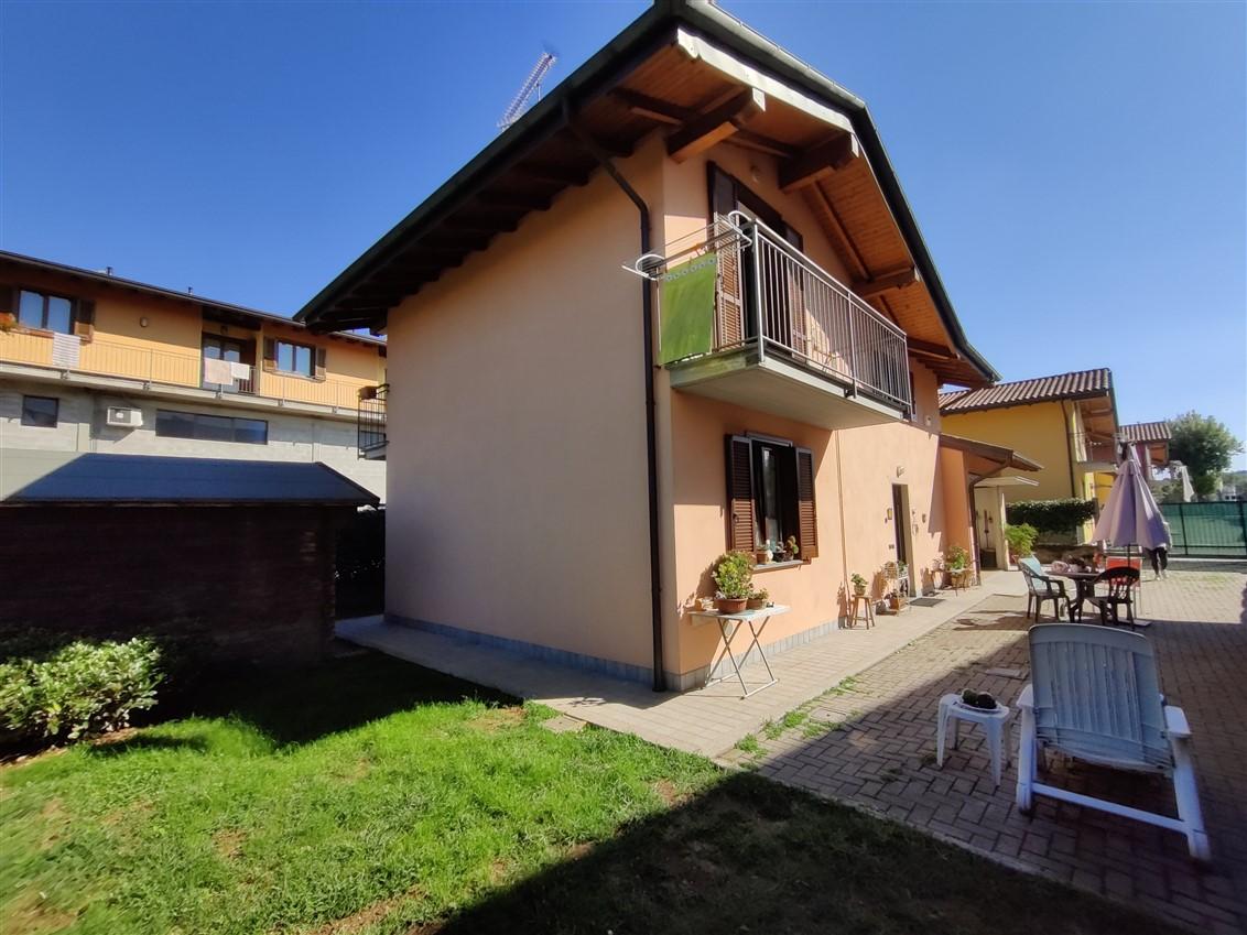 villa Oleggio Castello ristrutturazione bonus 110